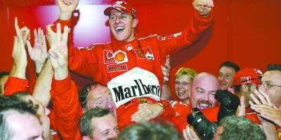 Michael Schumacher – 6º Título