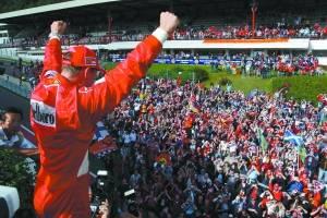 Michael Schumacher – 7º Título