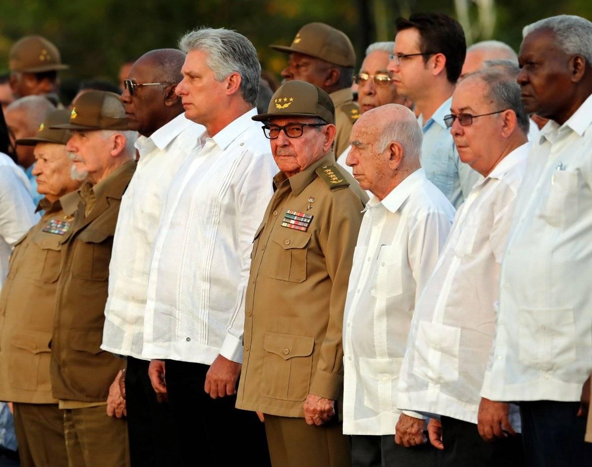 Fallece soldado incondicional de Fidel Castro