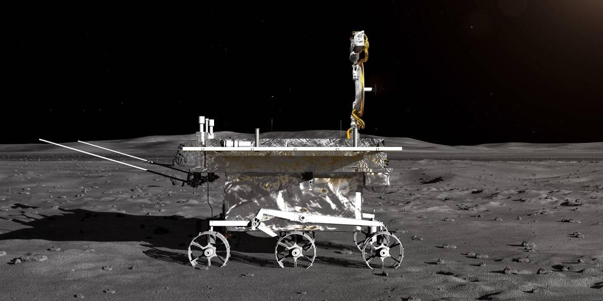 ¡Histórico! China coloca una sonda en la cara oculta de la Luna