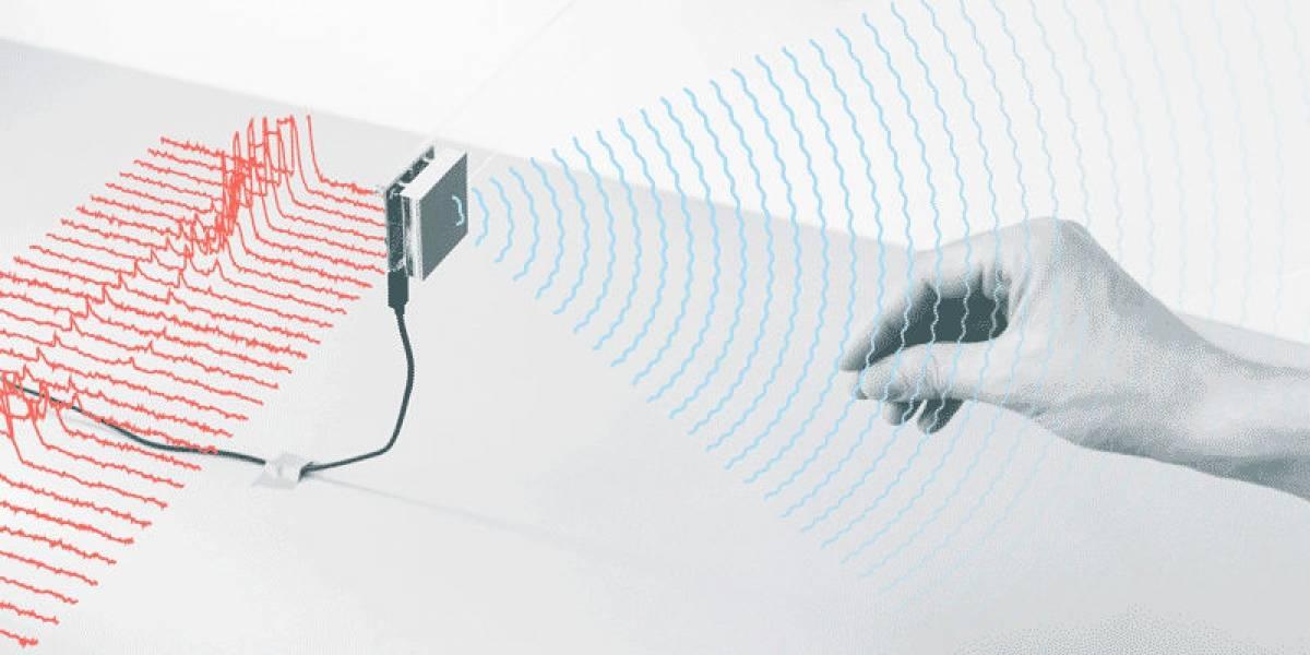 Google quiere eliminar la pantalla táctil gracias a nueva tecnología basada en radar