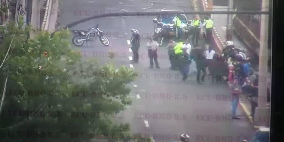 Quito: Policía descarta presencia de artefacto explosivo en el Instituto Superior Sucre
