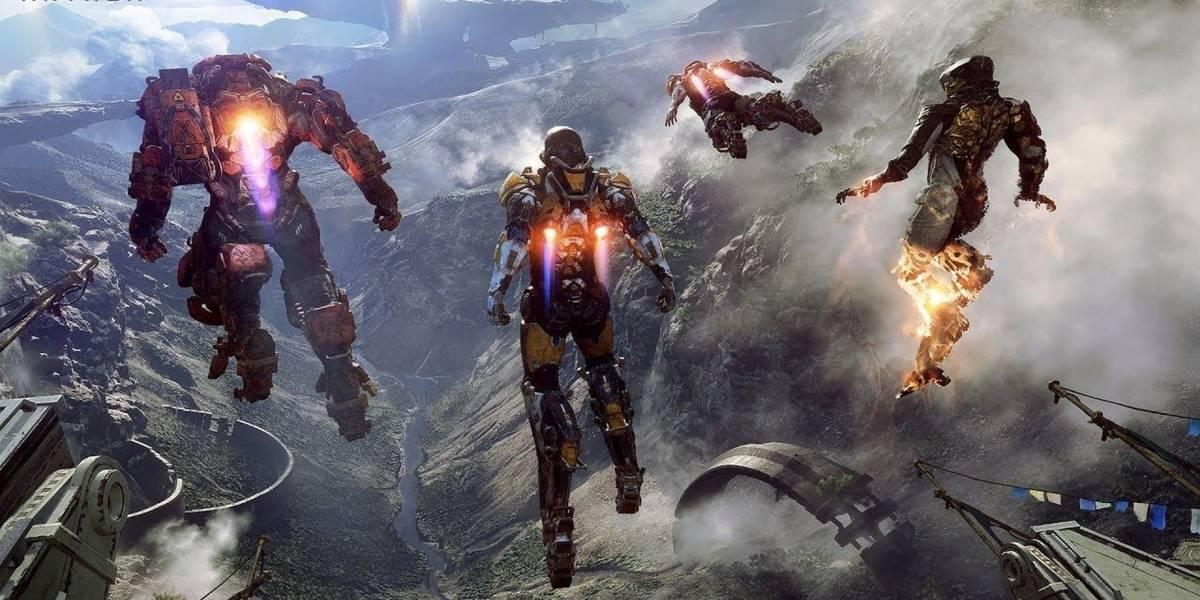 EA revela detalles sobre las demos de Anthem, una será VIP y otra gratuita