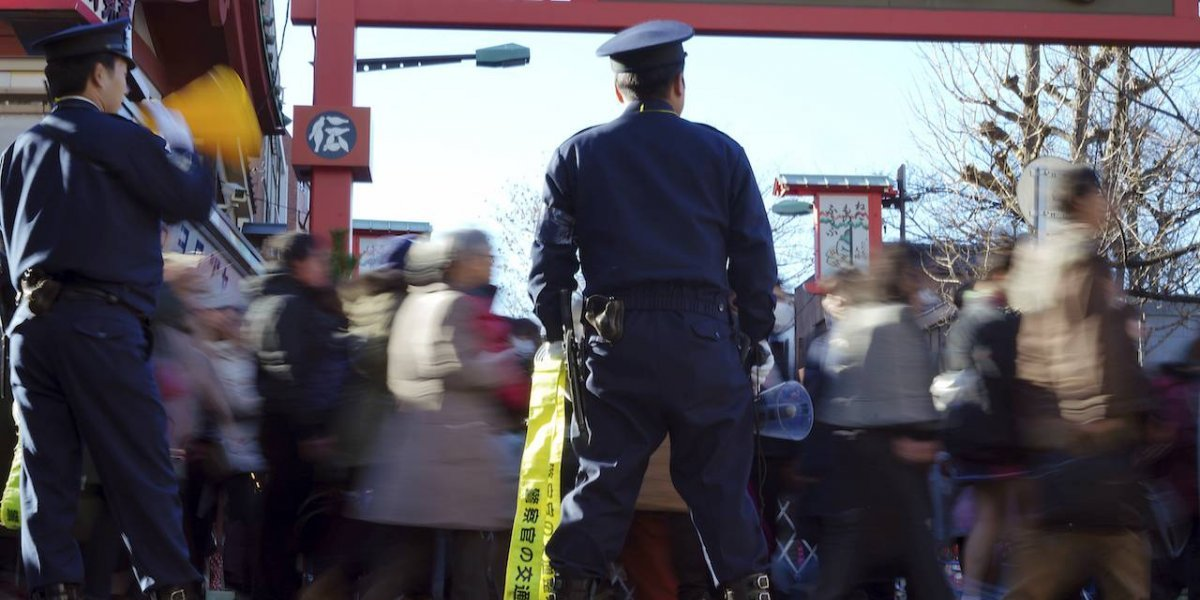 Autor planeaba un mayor atentado terrorista en Año Nuevo en Tokio