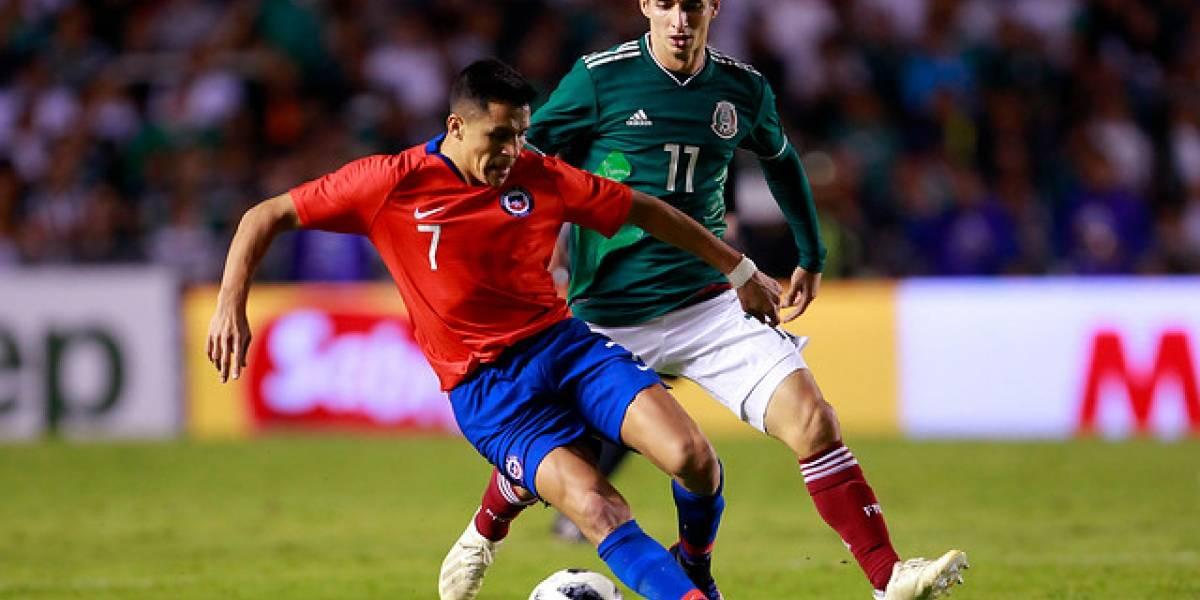 ¿Un nuevo clásico? La Roja se vuelve a medir con México con la tarea de seguir acercándose en el historial