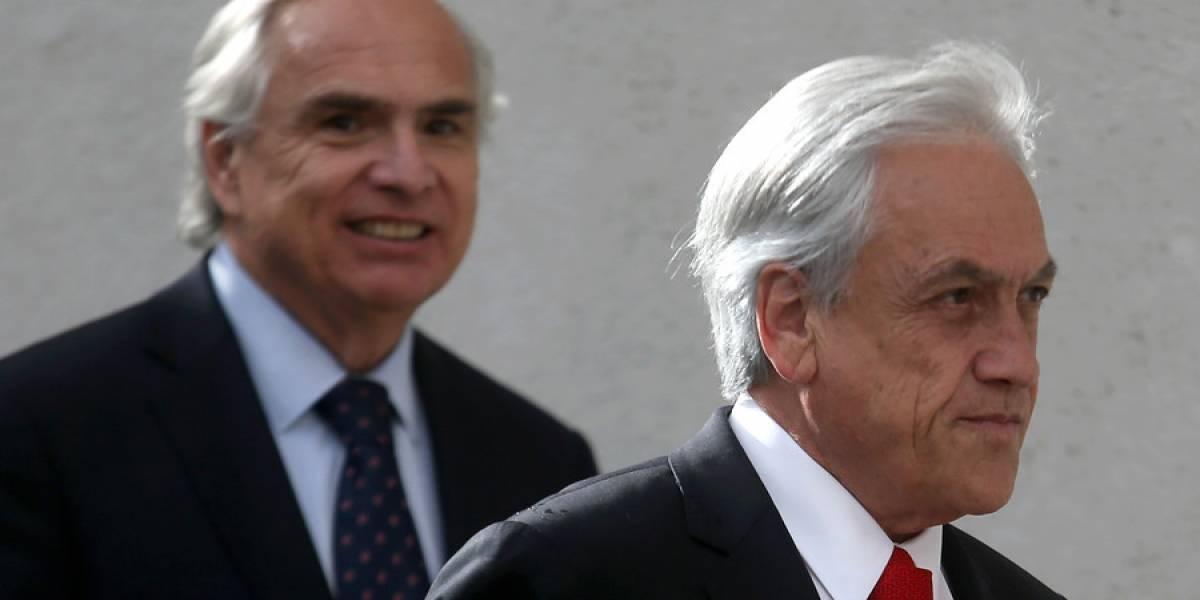 """""""Presidente Puñeta"""": el fail del ministro Chadwick en Twitter que se volvió viral por culpa del autocorrector"""