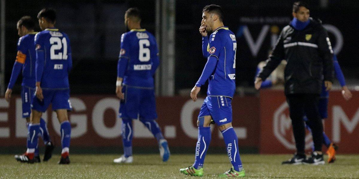 ANFP pone mano dura y expulsa a Barnechea del fútbol profesional