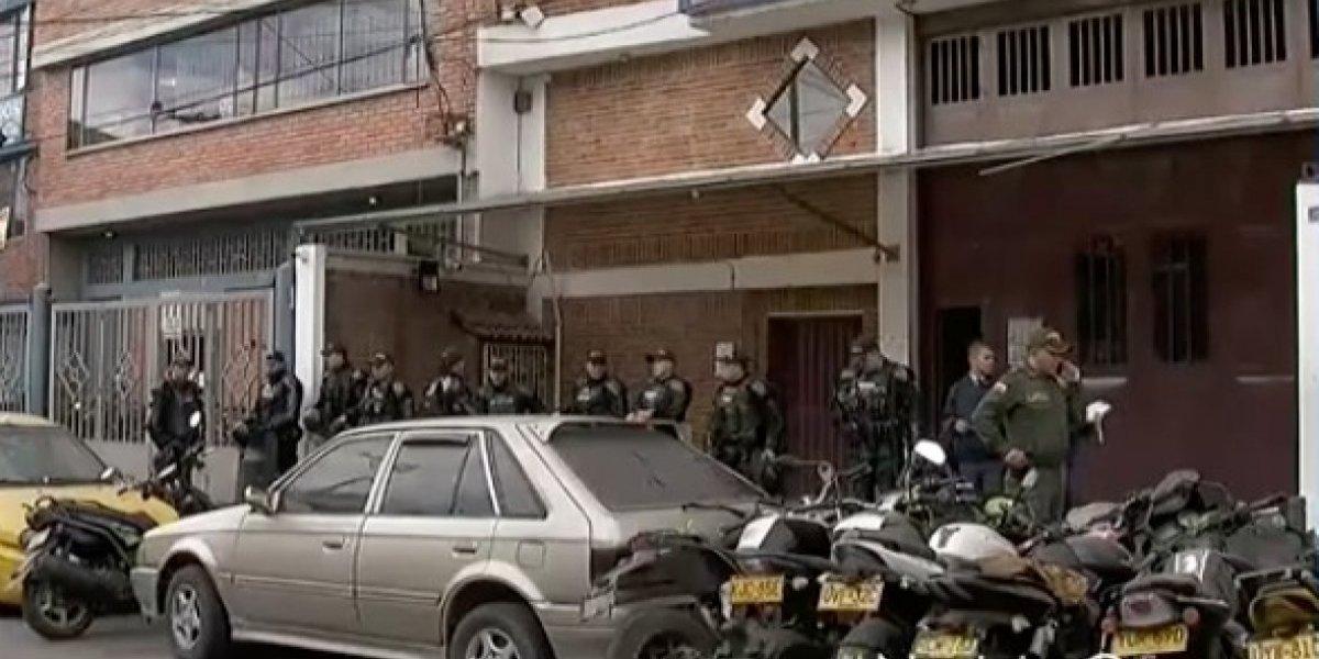 Así fue la alarmante fuga masiva de presos en el sur de Bogotá