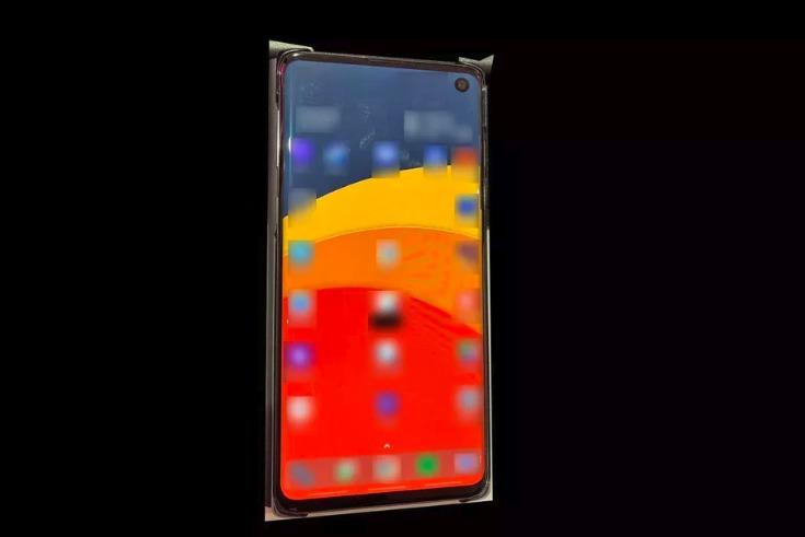 Filtración: Tenemos una nueva imagen del supuesto Samsung Galaxy S10