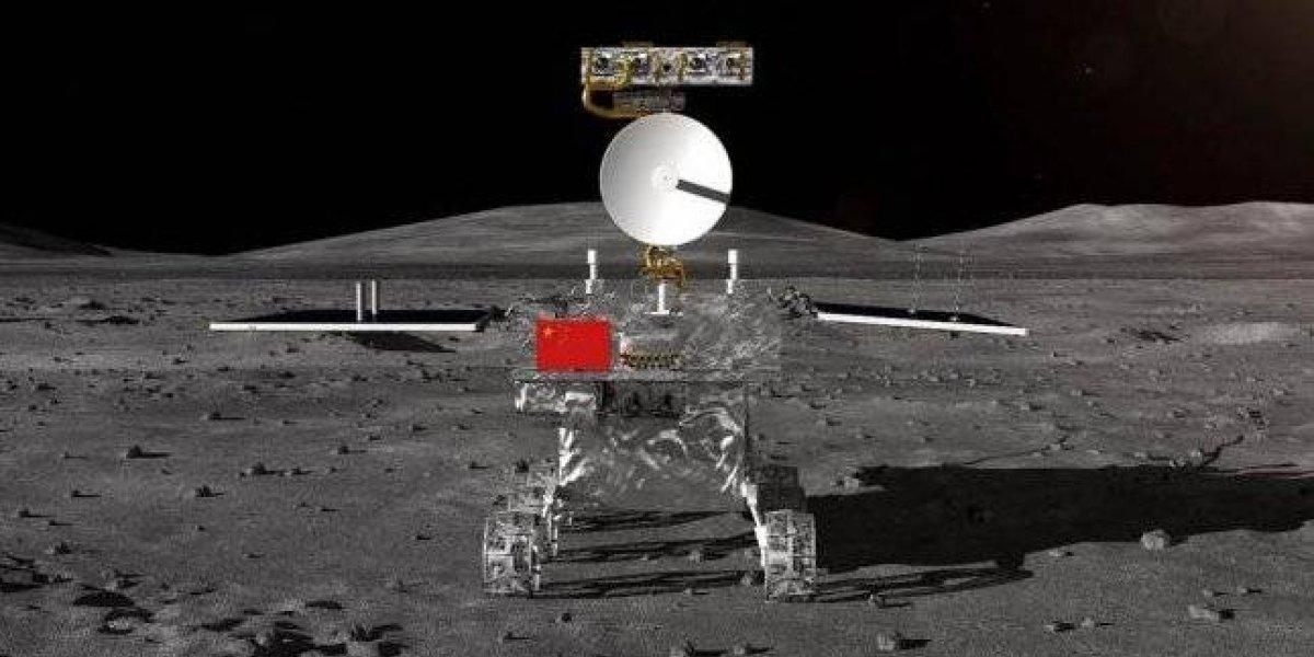 Histórico descenso de nave china en cara oculta de la Luna