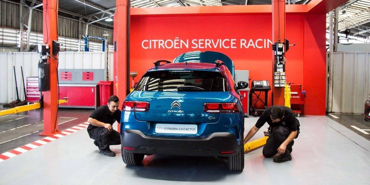 Citroën mejora la posventa con atención en tiempo récord