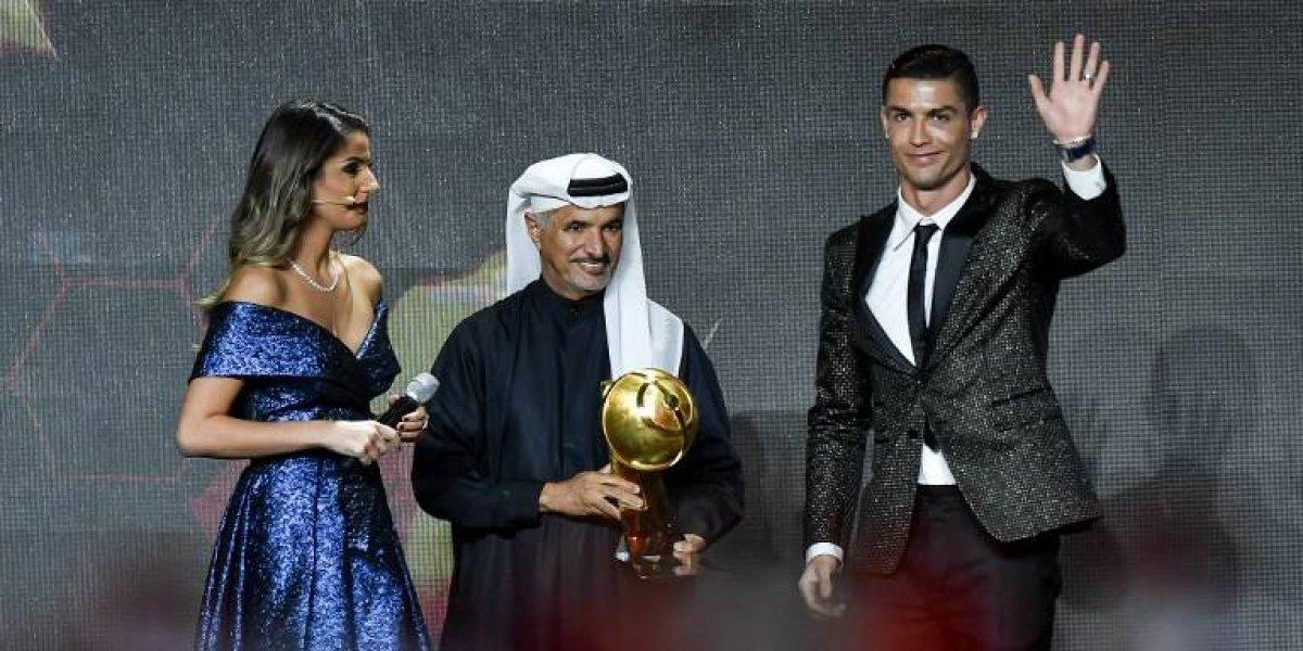 Globe Soccer Awards: Cristiano y Atlético de Madrid arrasaron en premios