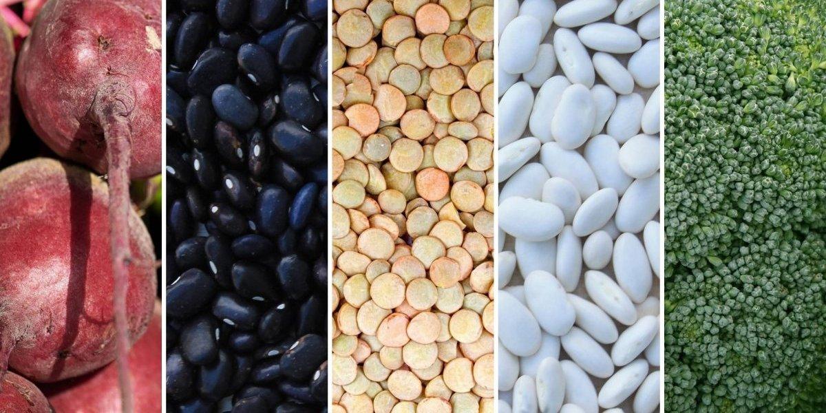 O ácido fólico é fundamental para a saúde da pele e do cabelo; veja a lista de alimentos