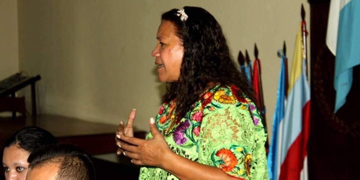 Exgobernadora de Alta Verapaz se pone a disposición de la justicia