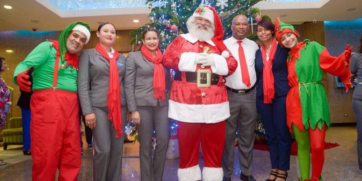 #TeVimosEn: Hotel Barceló Santo Domingo celebra encuentro de fin de año junto a colaboradores