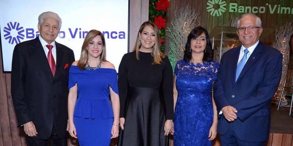 #TeVimosEn: Banco Vimenca realiza encuentro navideño con clientes y relacionados