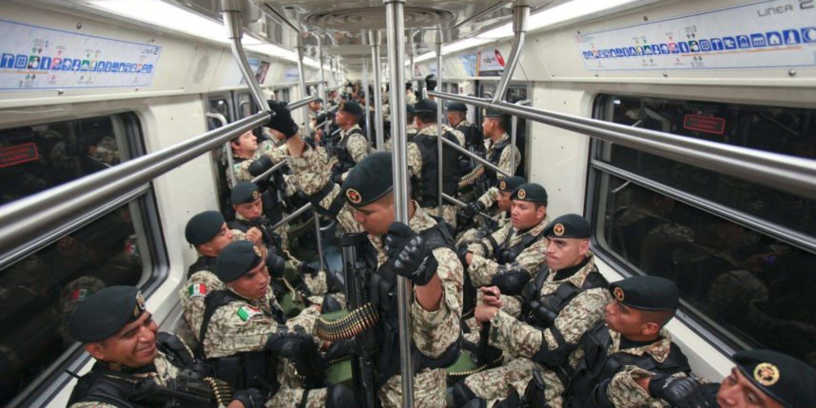 Metro Leyendas