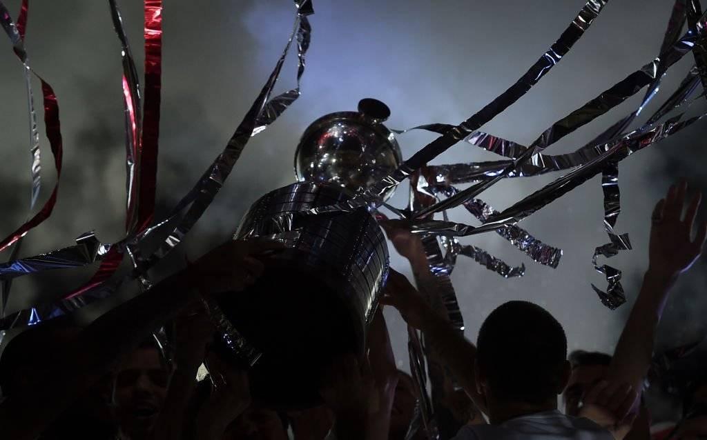 La Libertadores se definirá en Santiago / imagen: Getty Images