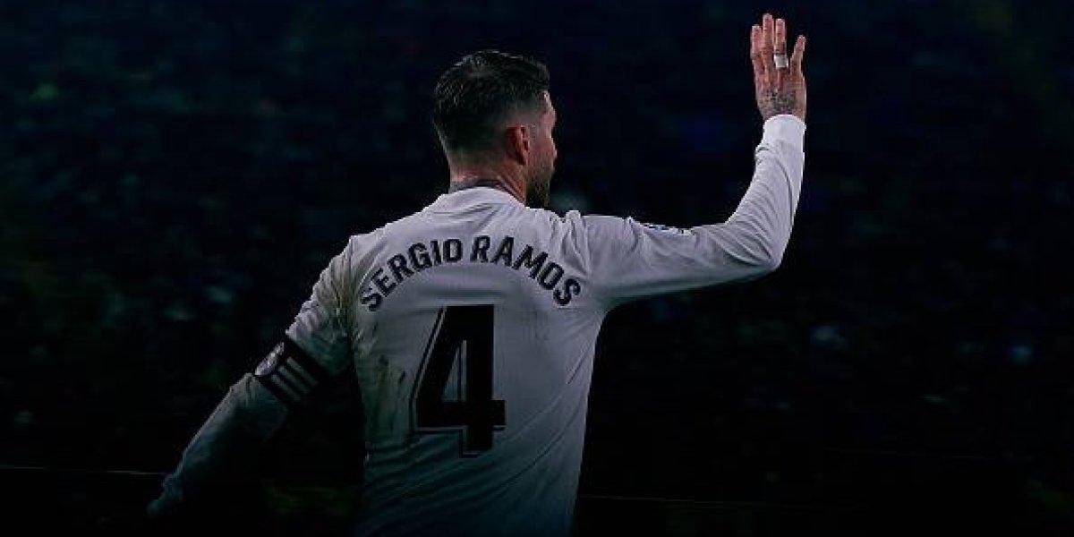 Una más para Sergio Ramos