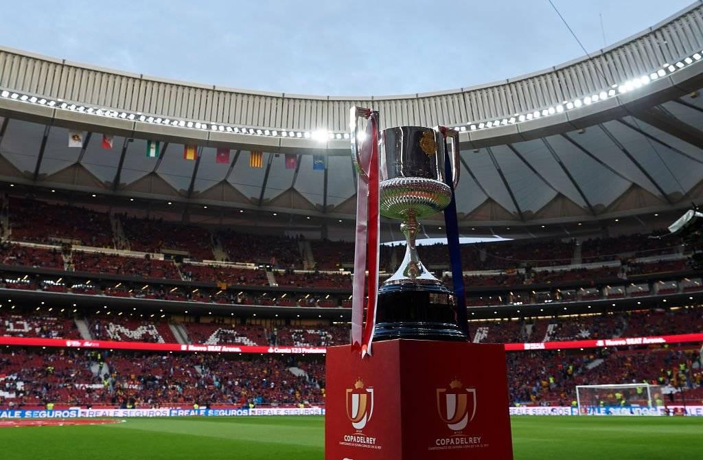 La definición de la Copa del Rey se jugará en mayo ¿Estará Vidal en la final? / imagen: Getty Images