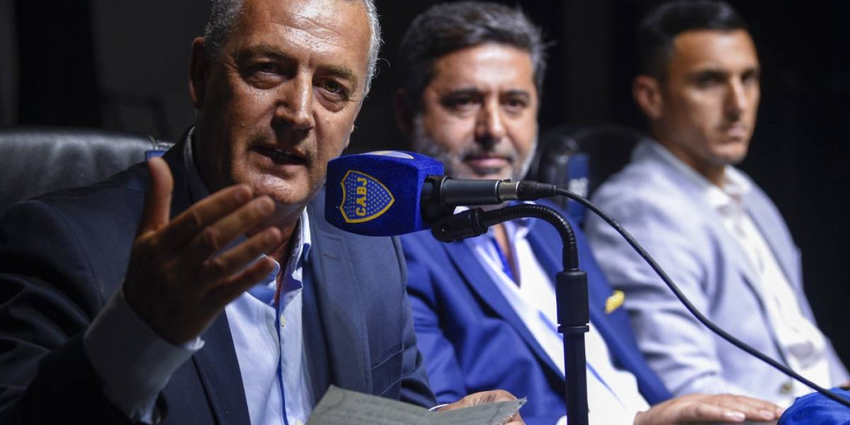 VIDEO. Así fueron las primeras horas de Guastavo Alfaro como técnico de Boca Juniors