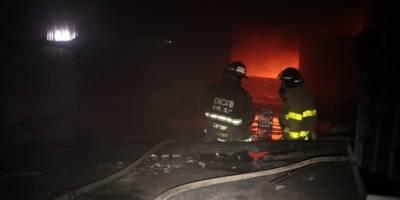 incendio en zona 13
