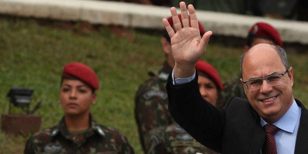 Gobernador de Río de Janeiro autoriza matar a delincuentes armados