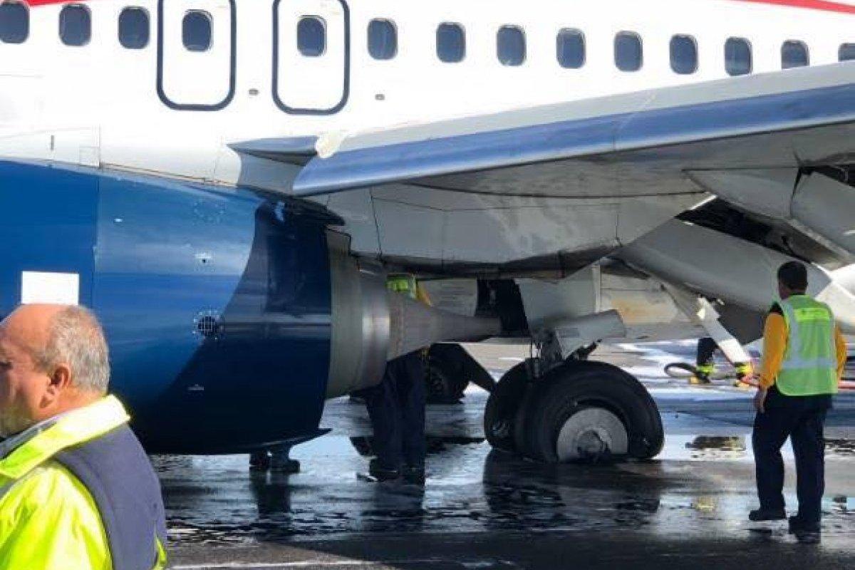 Opera con normalidad Aeropuerto de Guadalajara tras percance de avión