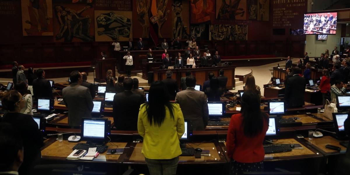 Asamblea debate reformas al COIP, entre ellas el aborto por violación