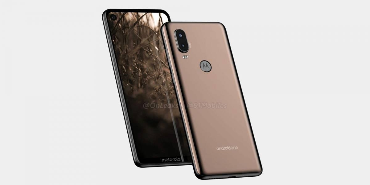 Tecnologia: Vazam novos detalhes sobre o próximo Motorola P40