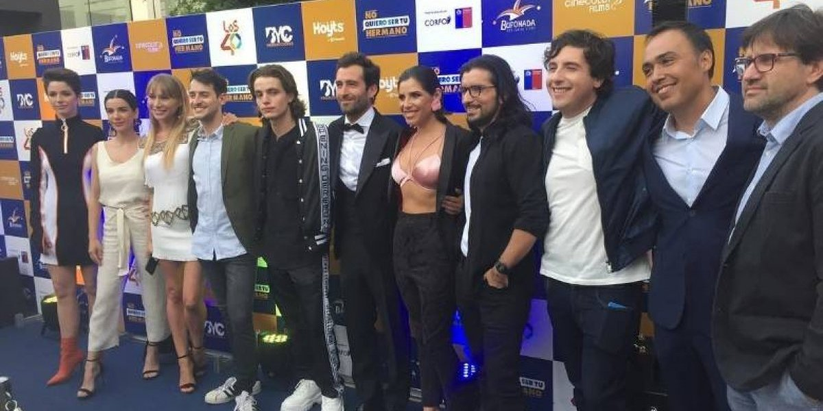 """""""No quiero ser tu hermano"""": Ya llegó a los cines la primera película chilena de este 2019"""