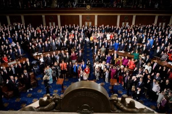 Nuevo Congreso de Estados Unidos