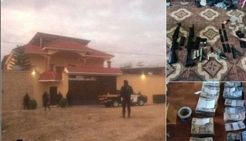 operativo de captura de Orlando Pinto Espino