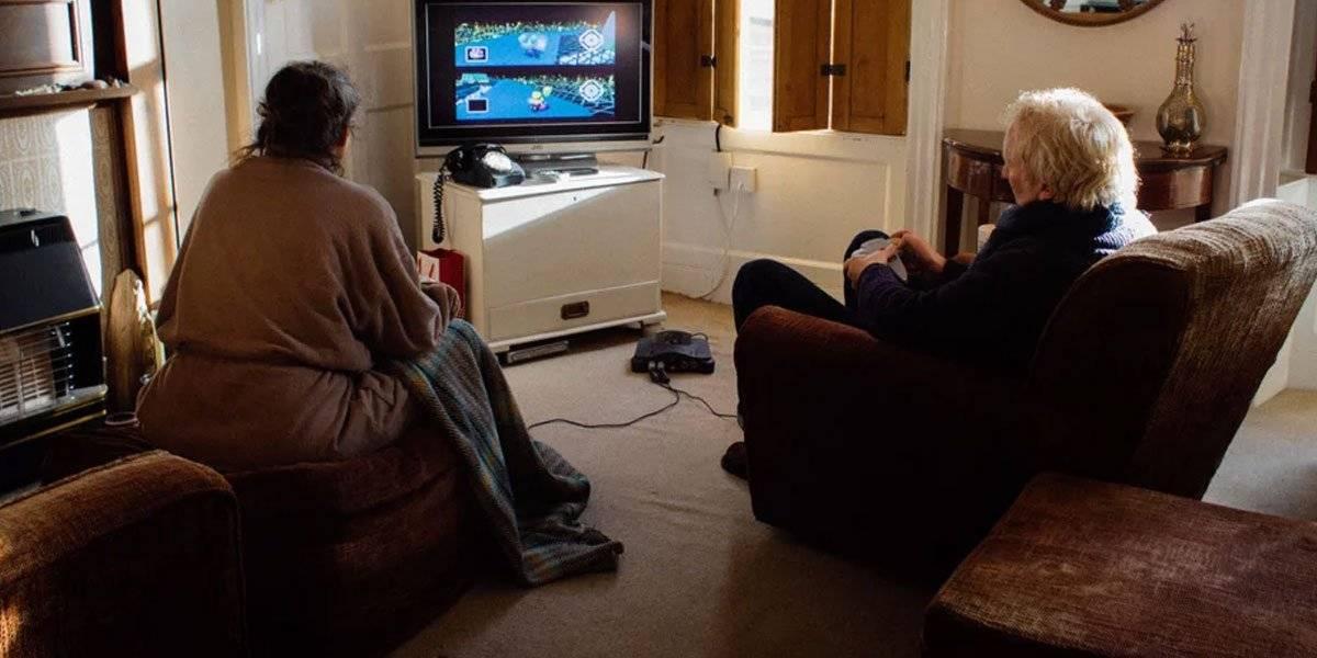 Matrimonio cumple 18 años de duelos en Mario Kart y se vuelve viral