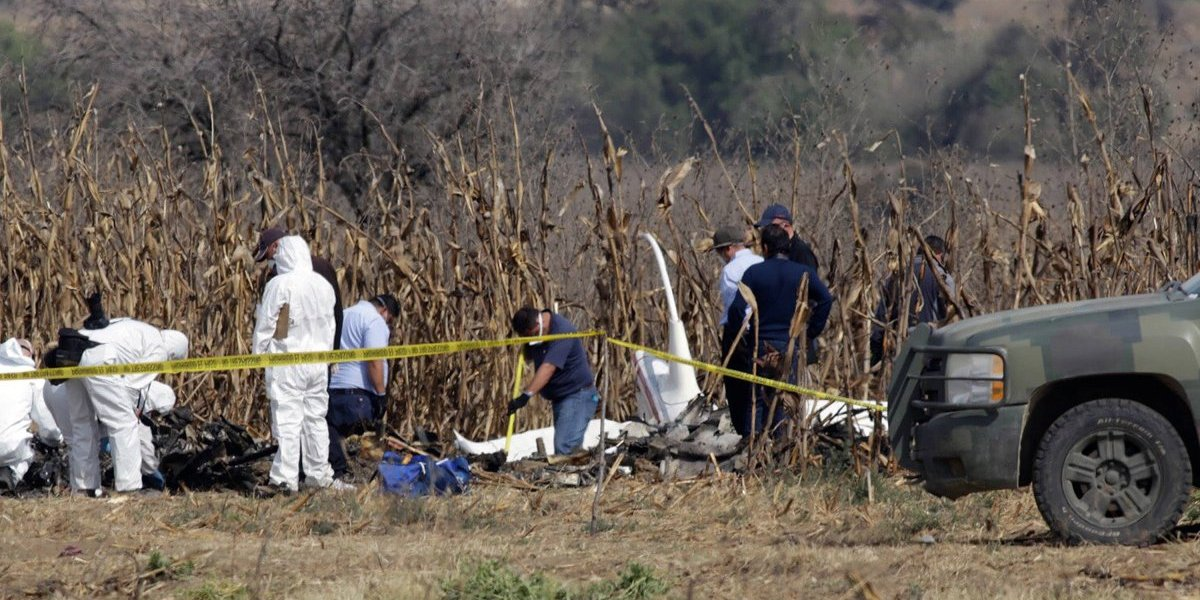 Falta de información sobre caída de helicóptero en Puebla genera incertidumbre: PAN