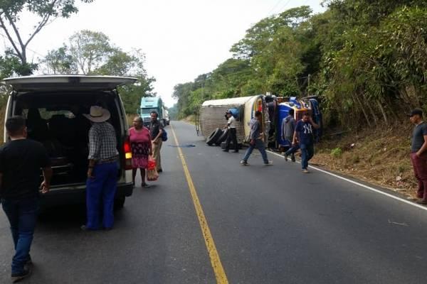 Piloto muerto en asalto a bus en Jutiapa