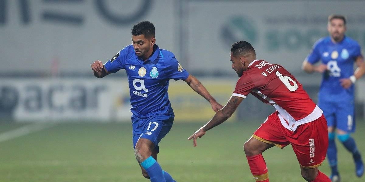 Porto mantiene liderato en la Liga de Portugal con mexicanos en la cancha