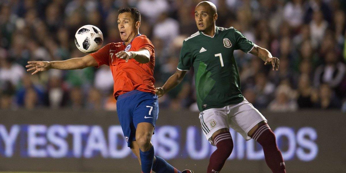 Parece clásico: Chile se volverá a topar con México en su preparación para buscar el tricampeonato de la Copa América