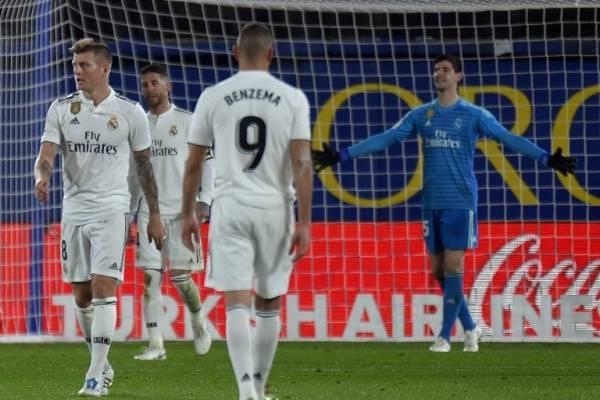 Gol del Villarreal contra el Real Madrid
