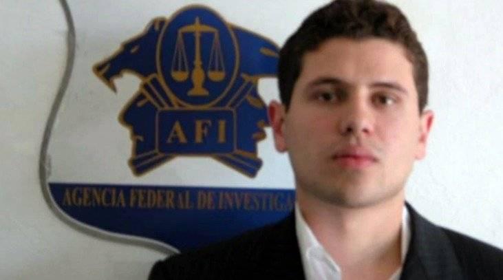 Iván Archivaldo Guzmán fue detenido en 2005 en Zapopan, Jalisco (Foto: Archivo)