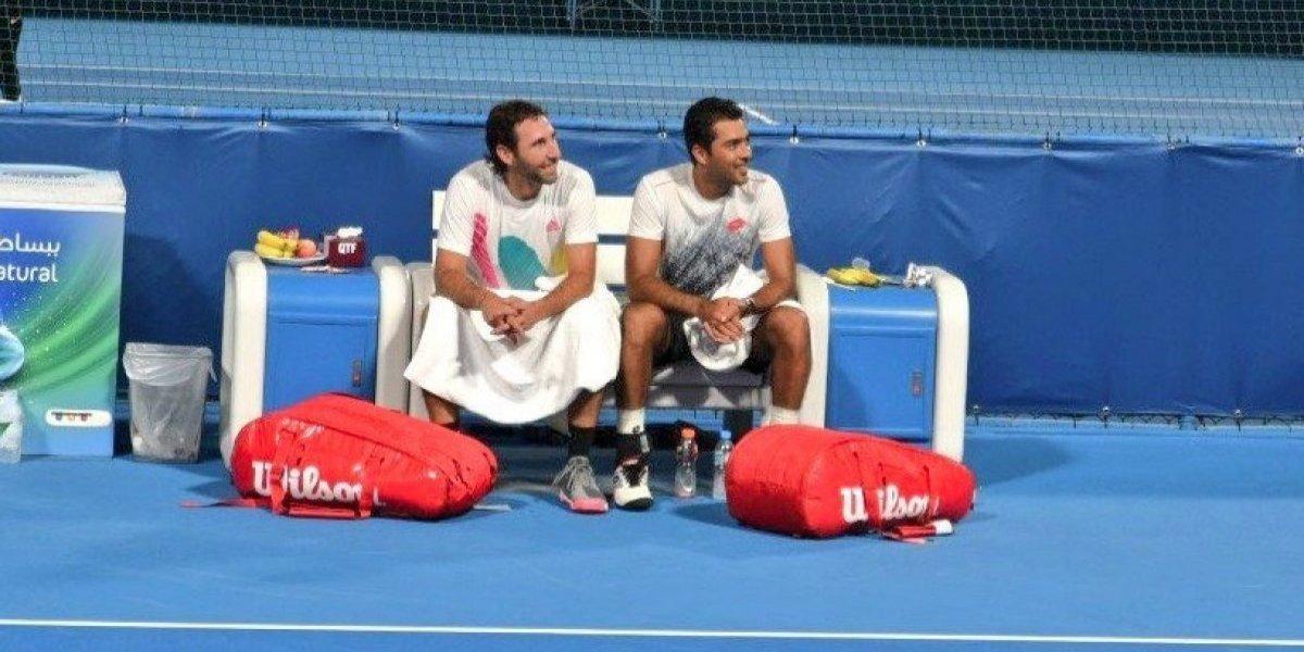 Santiago González y Qureshi quedan eliminados en semifinales de Doha