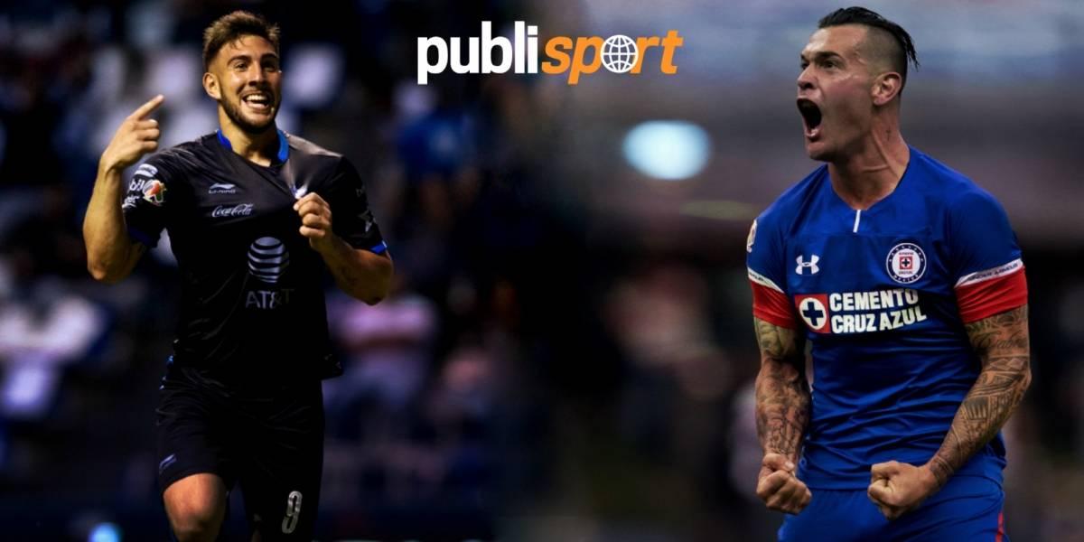 Puebla vs Cruz Azul, ¿dónde y a qué hora ver el partido?