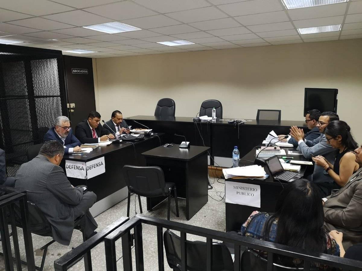 sentencia de reparación digna de empresarios en caso Industria Militar