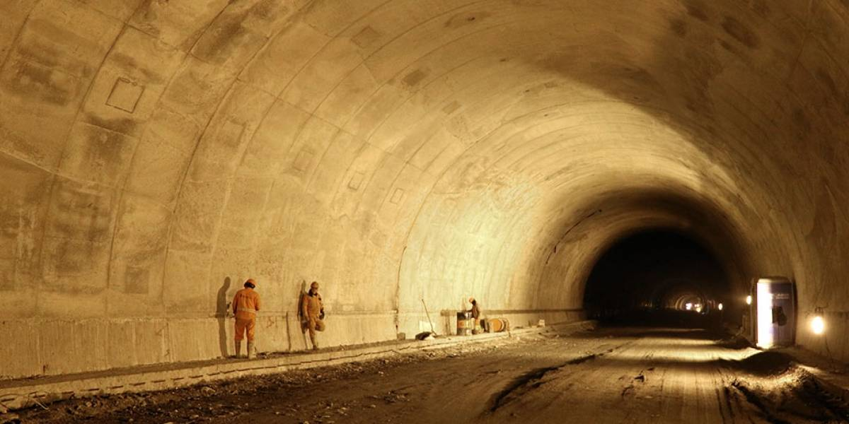 ¿Por fin funcionará el Túnel de la Línea? Ya hay una fecha definitiva