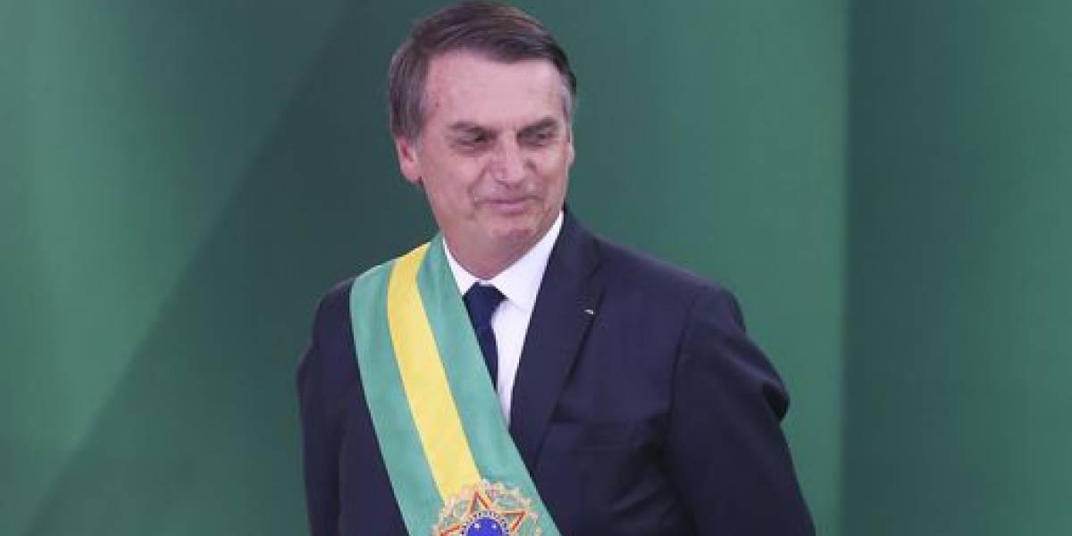 Bolsonaro faz reunião com diretor-geral da OMC