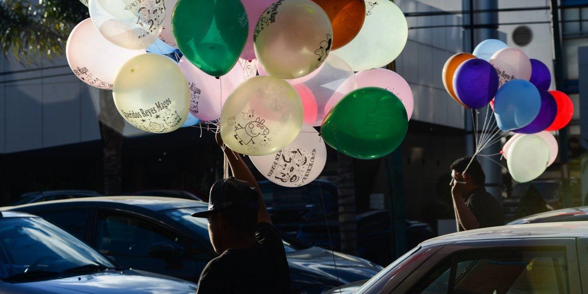Ventas de globos significan mil 600 mdp anuales en México