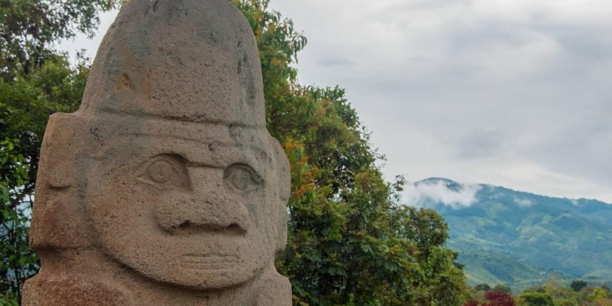 Los secretos de Tierradentro, una de las mayores necrópolis del mundo, oculta en el corazón de Colombia