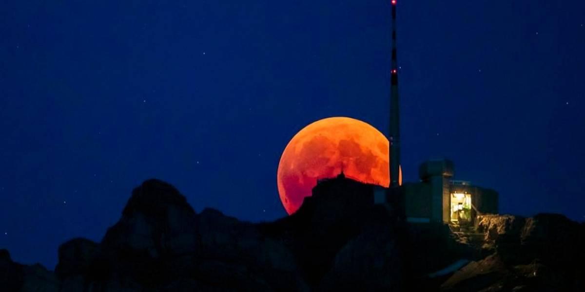 Eclipse lunar, superluna y luna de sangre: ¿a qué hora y cómo se podrá apreciar los tres eventos en Chile?
