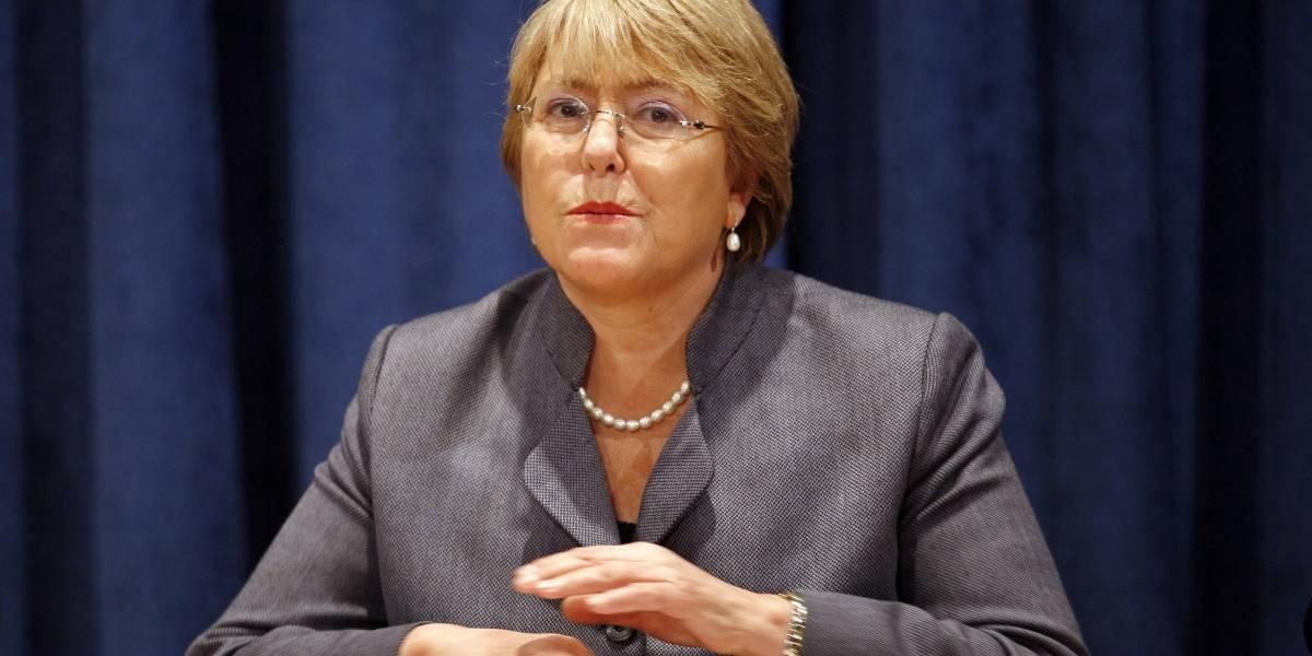 ONU confirma que el gobierno de Nicolás Maduro invitó a Bachelet a Venezuela