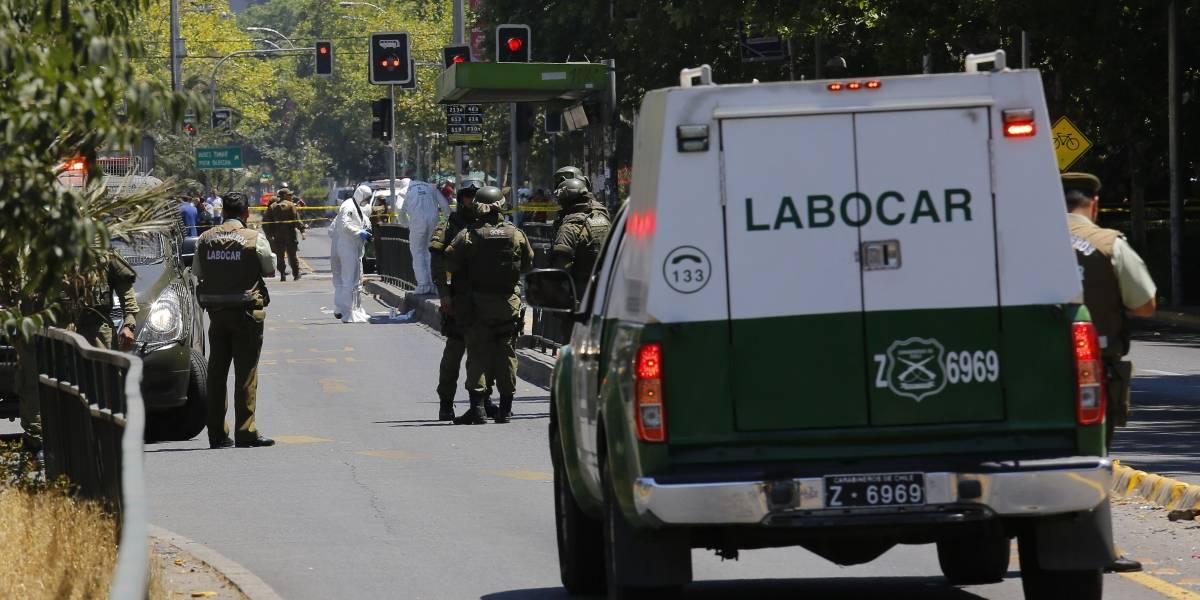 Aumentan a cinco los lesionados por explosión en Vicuña Mackenna: mujer herida se encuentra en estado grave pero sin riesgo vital